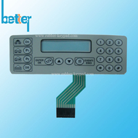 Mechanical Membrane Switch