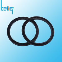 Silicone Rubber Rod Seals