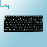 Laser Engraving Keypad for Backlight Effects