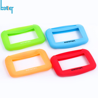 Silicone rubber case protective cover for electronic products