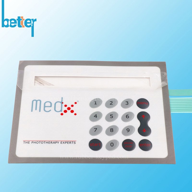 Metal Dome Membrane Switch Keyboard/Keypad