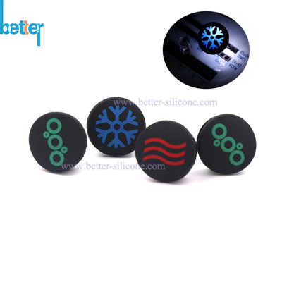 Silicone Buttons for electronics