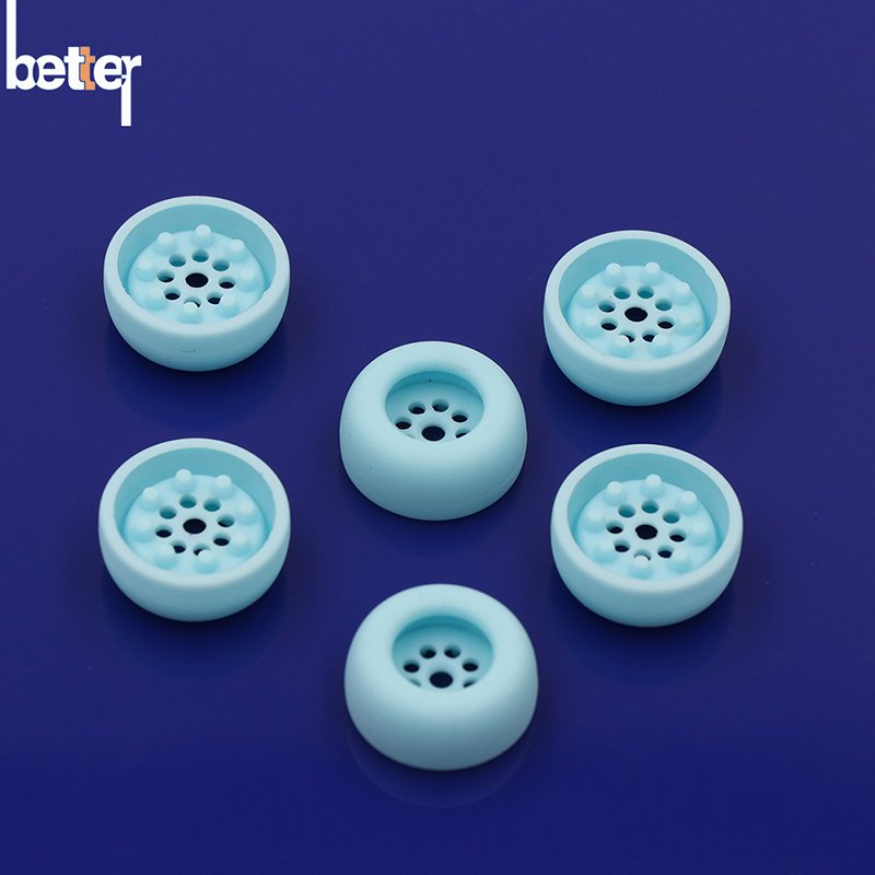 Compression Mold Custom Silicone Rubber Ear Plugs