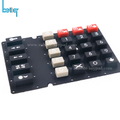 Multi Color Silicone Rubber Buttons | Keypads