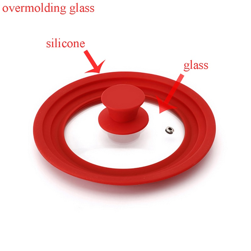 overmolding glass